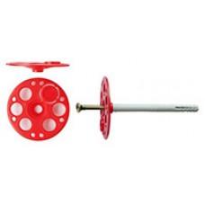 Дюбель для изоляции диаметр 8мм с термоколпачком