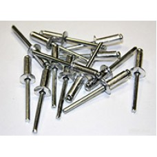 Заклепка вытяжная сталь/сталь ZK 3.2х10