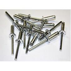 Заклепка вытяжная сталь/сталь ZK 4.8х12